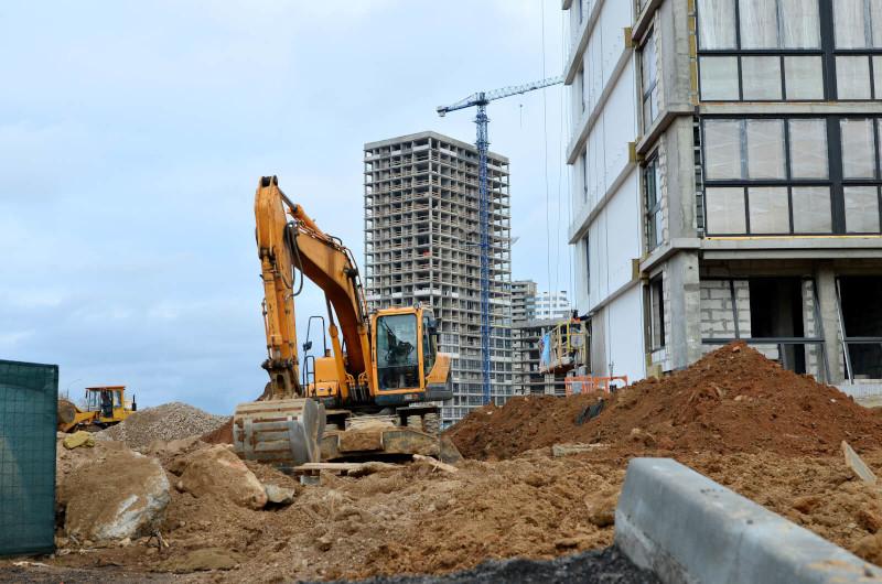 construction work schedule